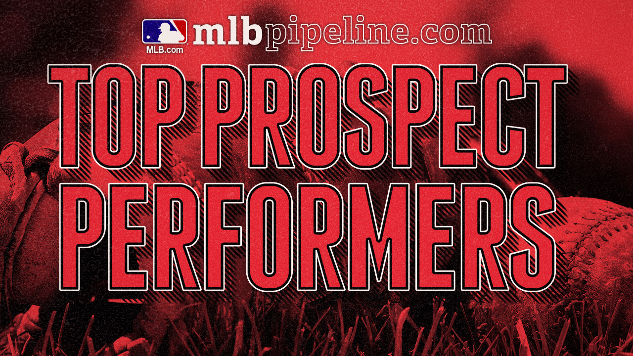 Swanson, Newcomb among top prospect performers Monday