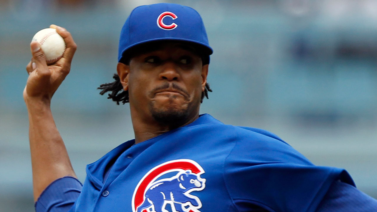 Edwin Jackson ready to go for Chicago Cubs following ...