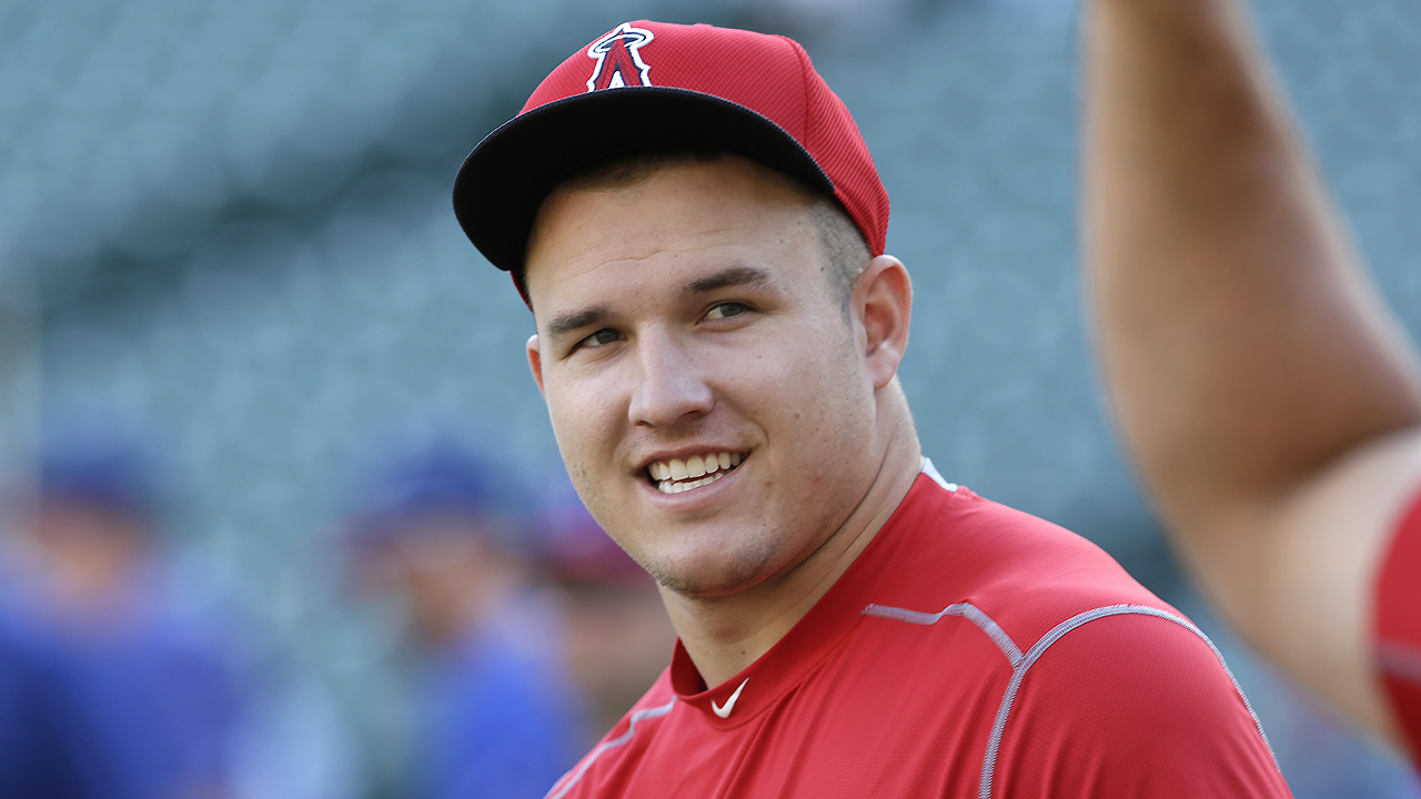 Trout helps NJ family in time of need
