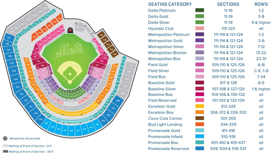 2018 Seating Pricing Mlbcom