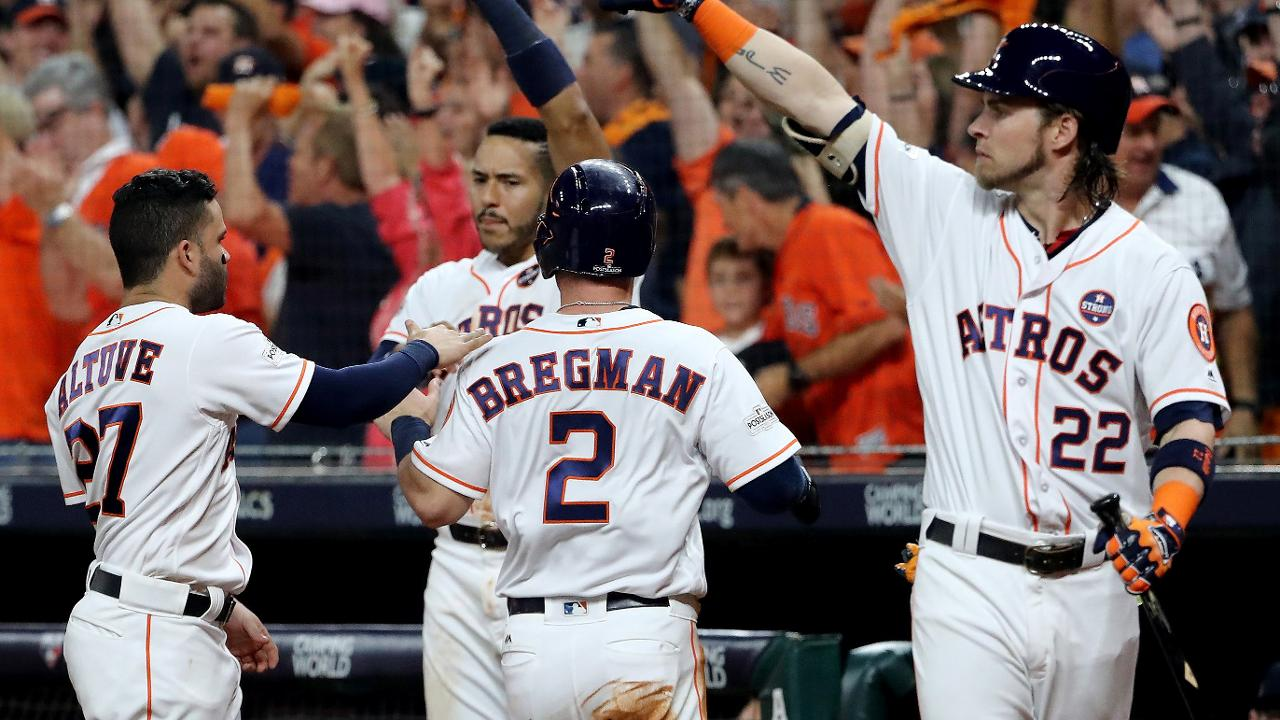 Astros beat Yankees to force Game 7 in ALCS