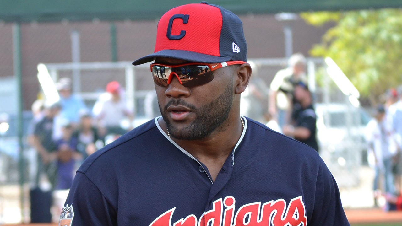 Almonte enters camp with clean slate