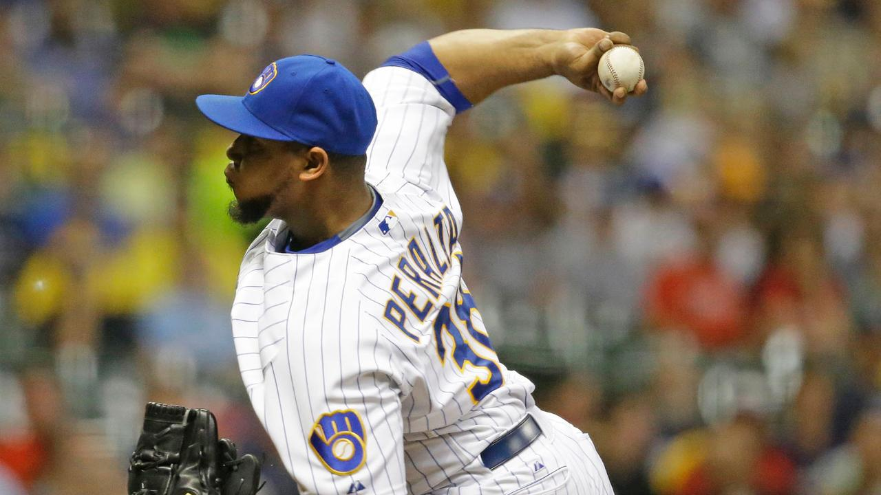 Peralta takes step forward with positive outing