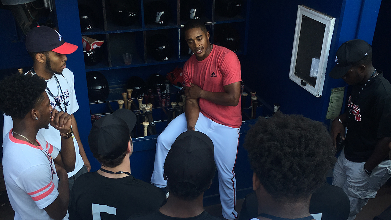 Braves welcome RBI teams for Play Ball Weekend