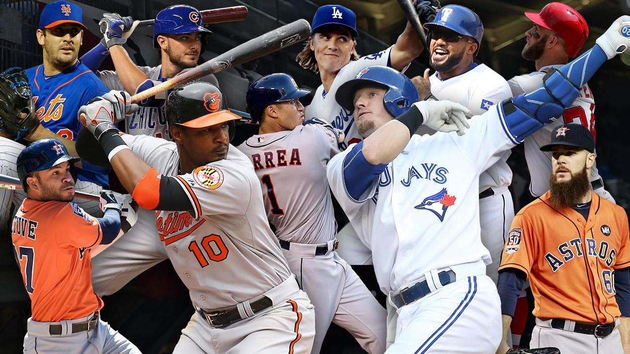 major league baseball standings