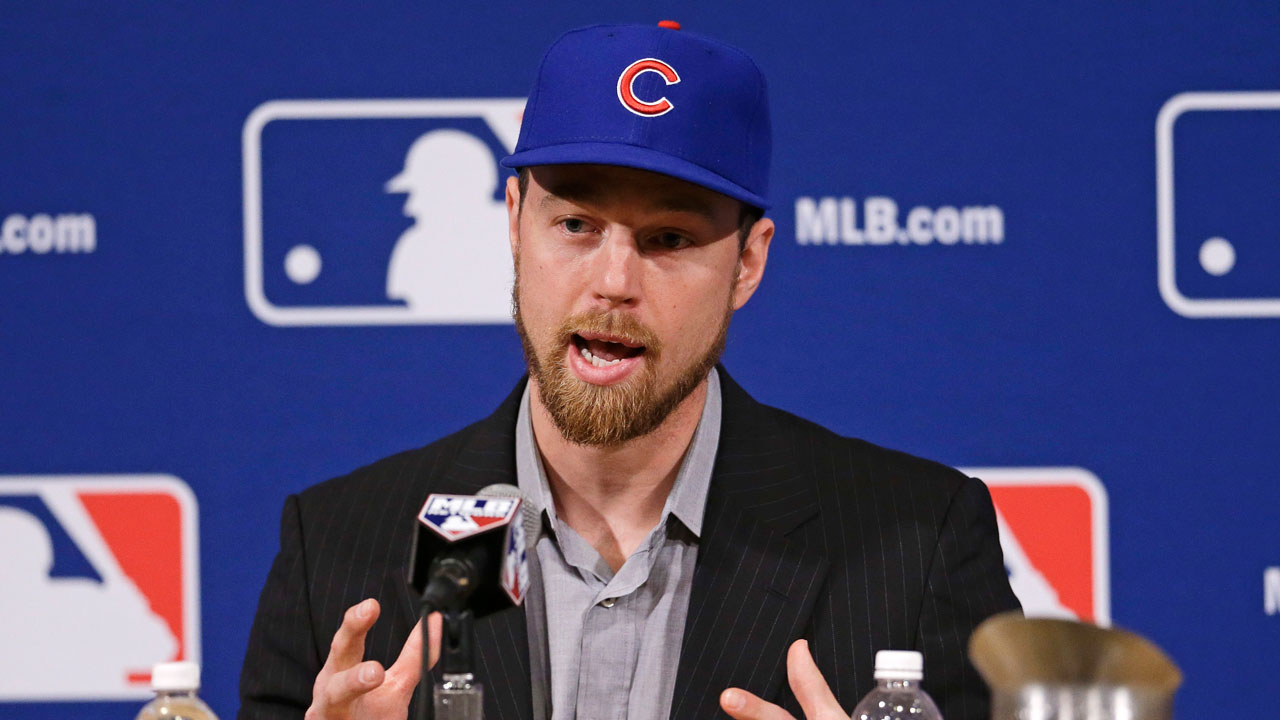 Zobrist among headliners at Cubs Convention