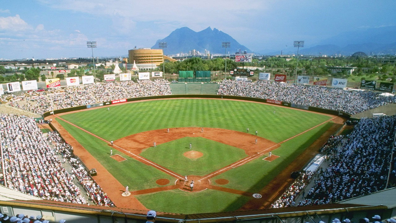 Padres, Dodgers to play 3 games in Monterrey