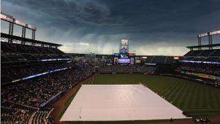 Pirates-Rockies Game Postponed Due to Weather