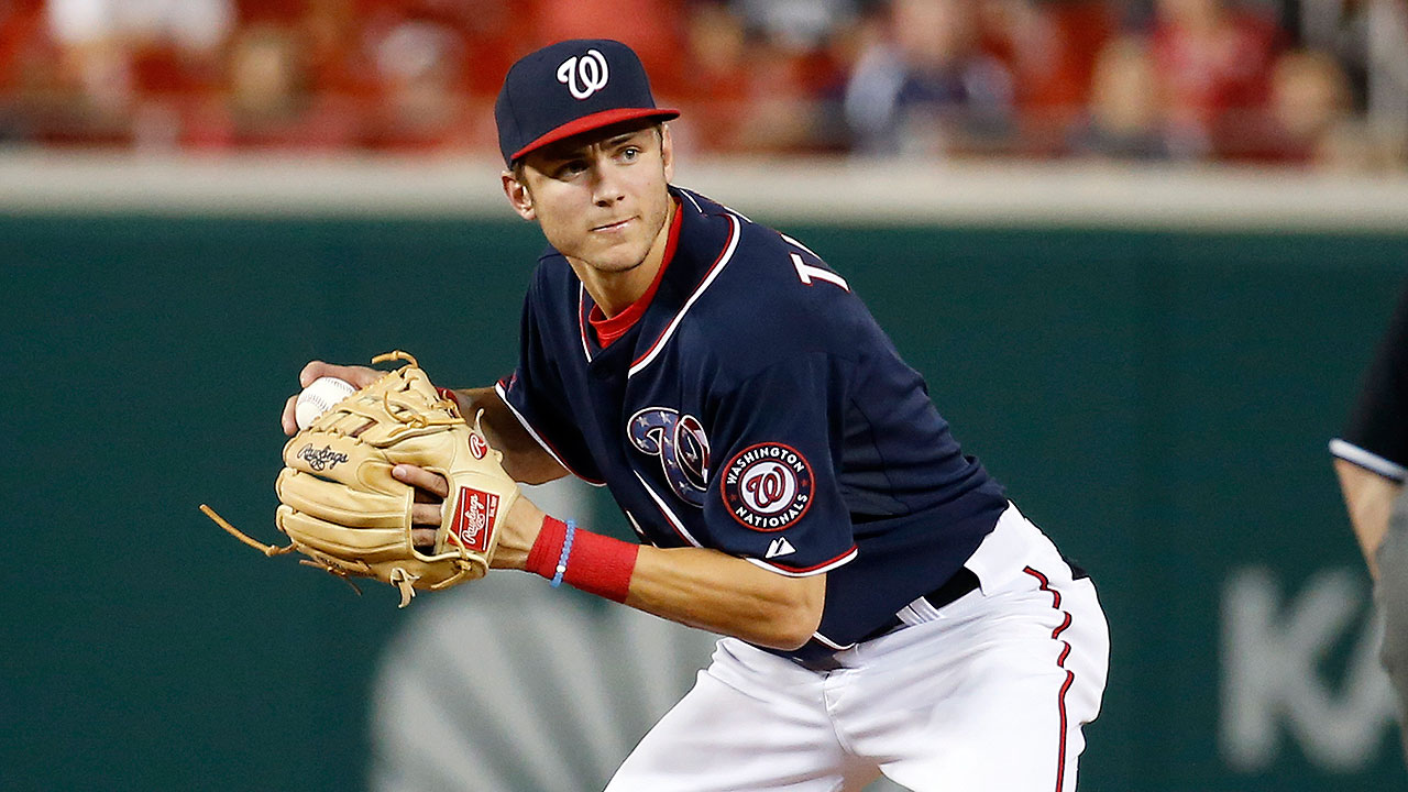 Nats' Trea Turner to take over at shortstop | MLB.com