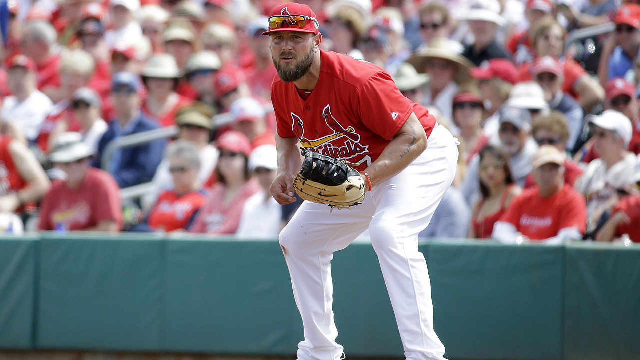 First experience: Holliday debuts at new spot