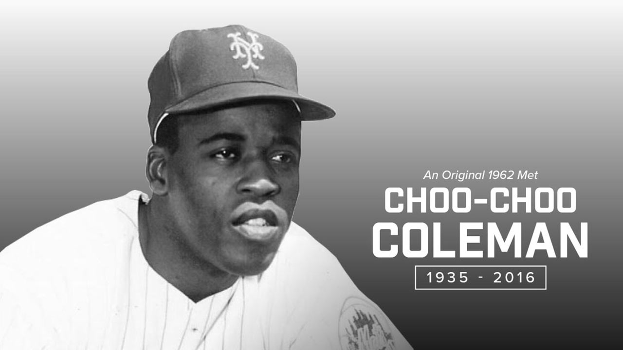 Original Met Choo-Choo Coleman passes away