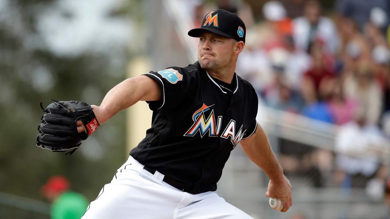 Marlins' Mike Dunn, Edwin Jackson progressing | MLB.com