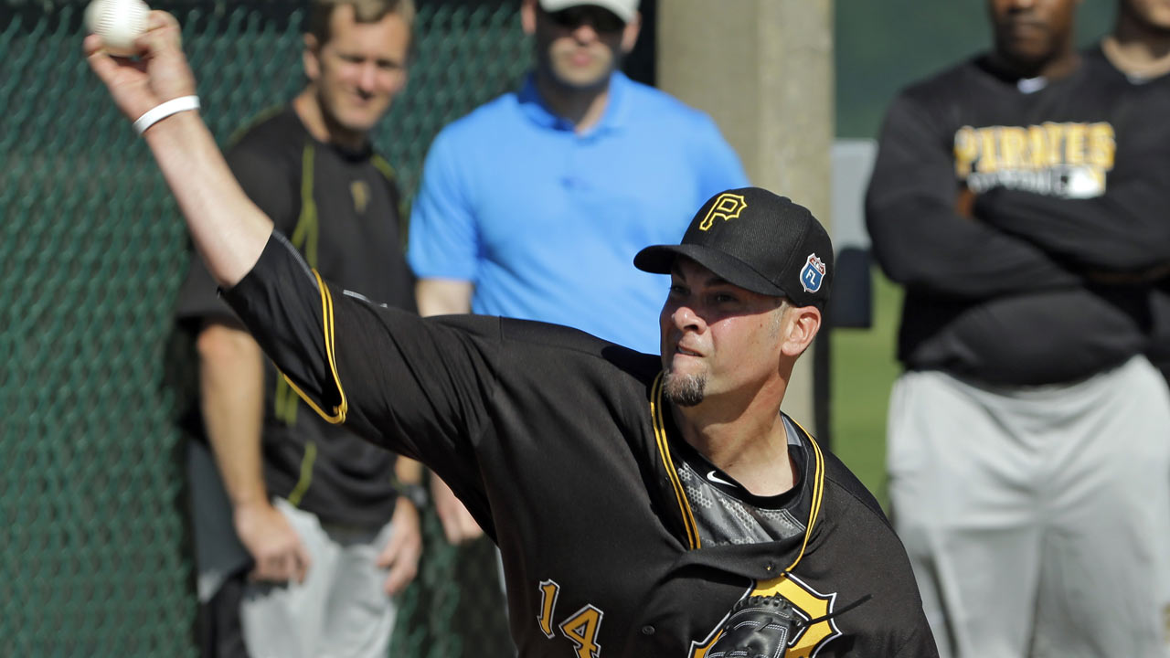 Vogelsong hopes second time is a charm