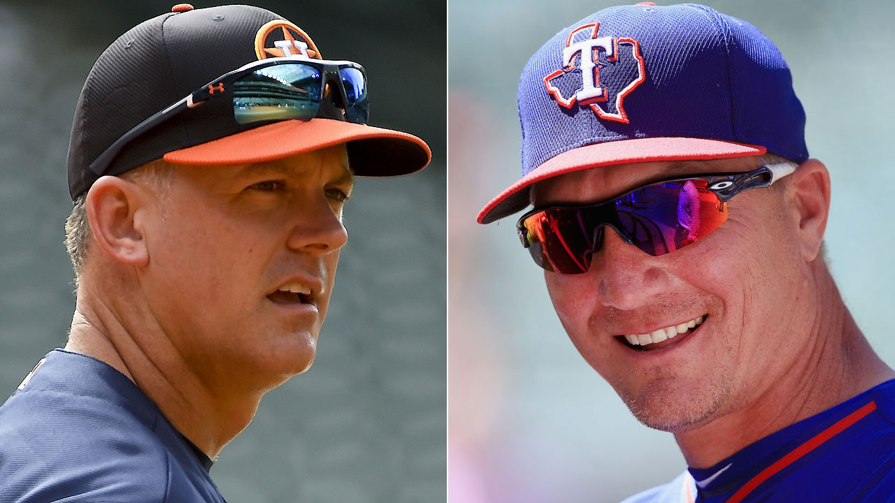 Let the fun begin as Rangers host Astros