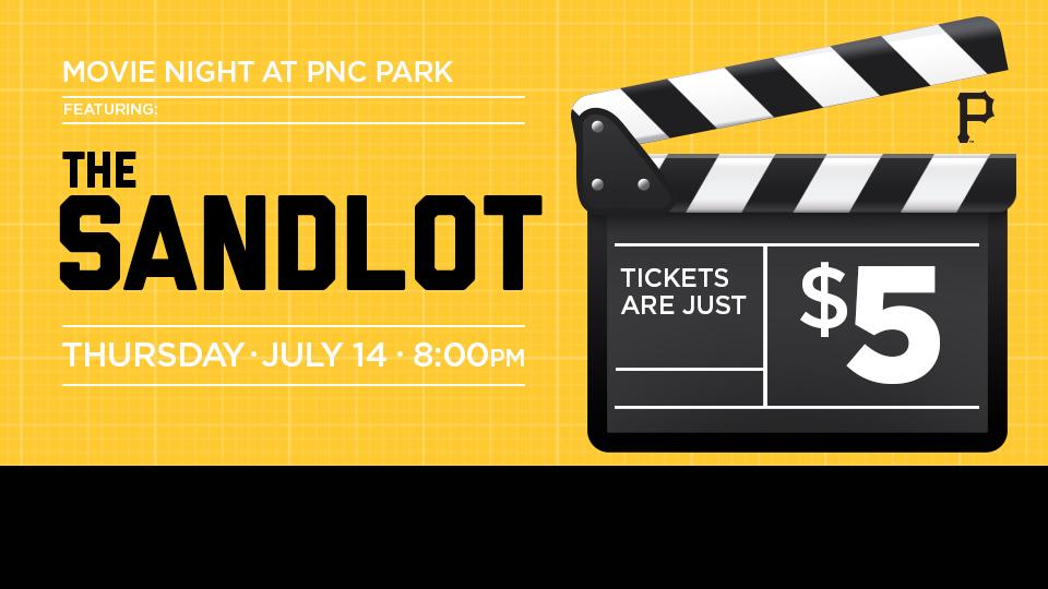 movie night at pnc park mlb com