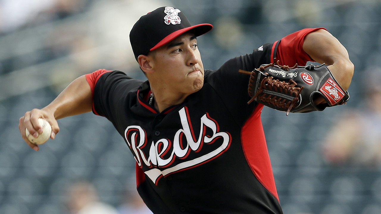 Reds may call up top pitching prospect soon | MLB.com