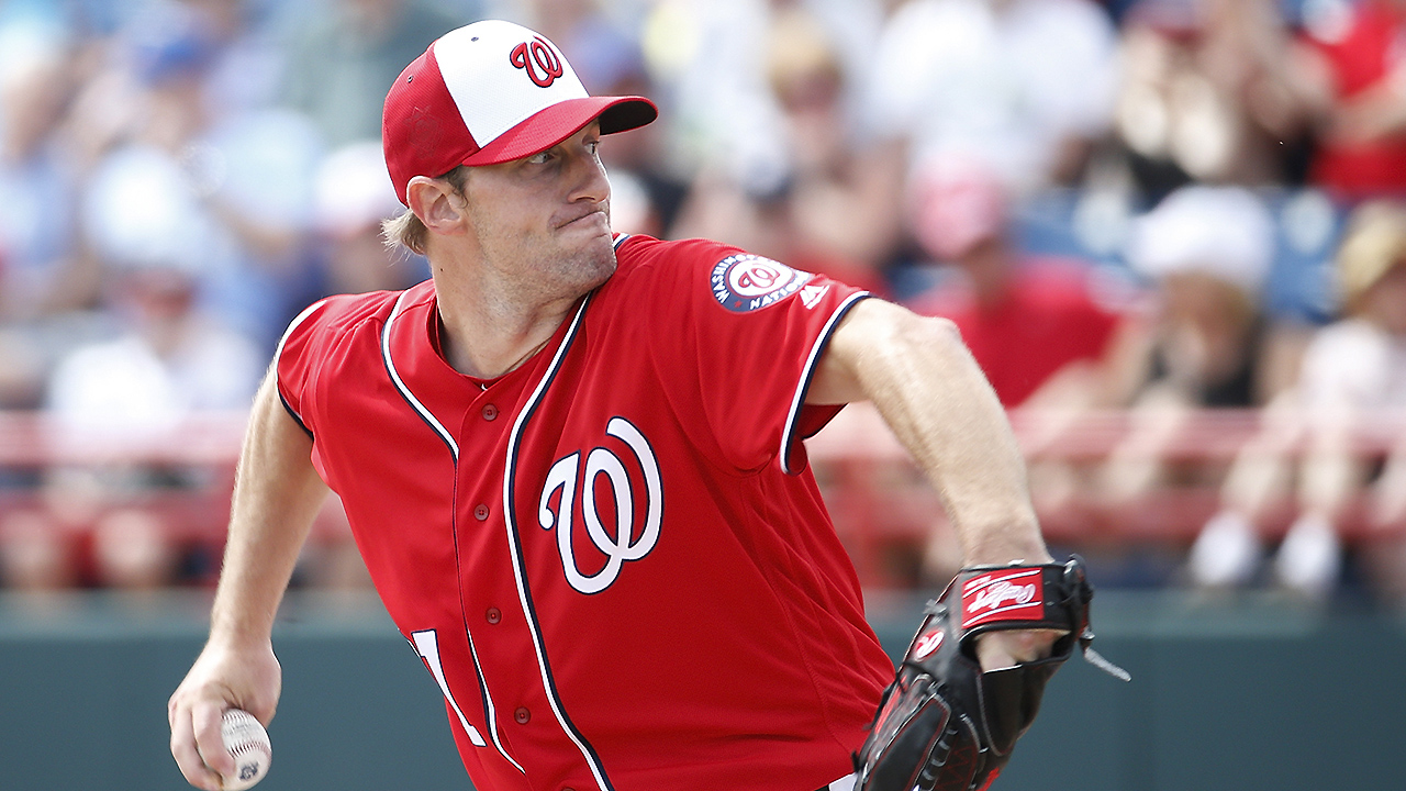Mad Max in midseason form for Nats vs. Mets
