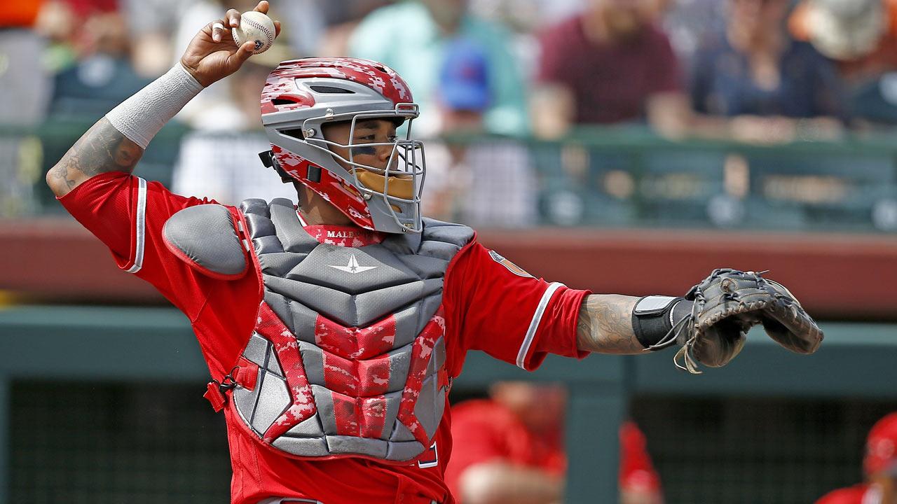 Martin Maldonado provides stability for Angels | MLB.com