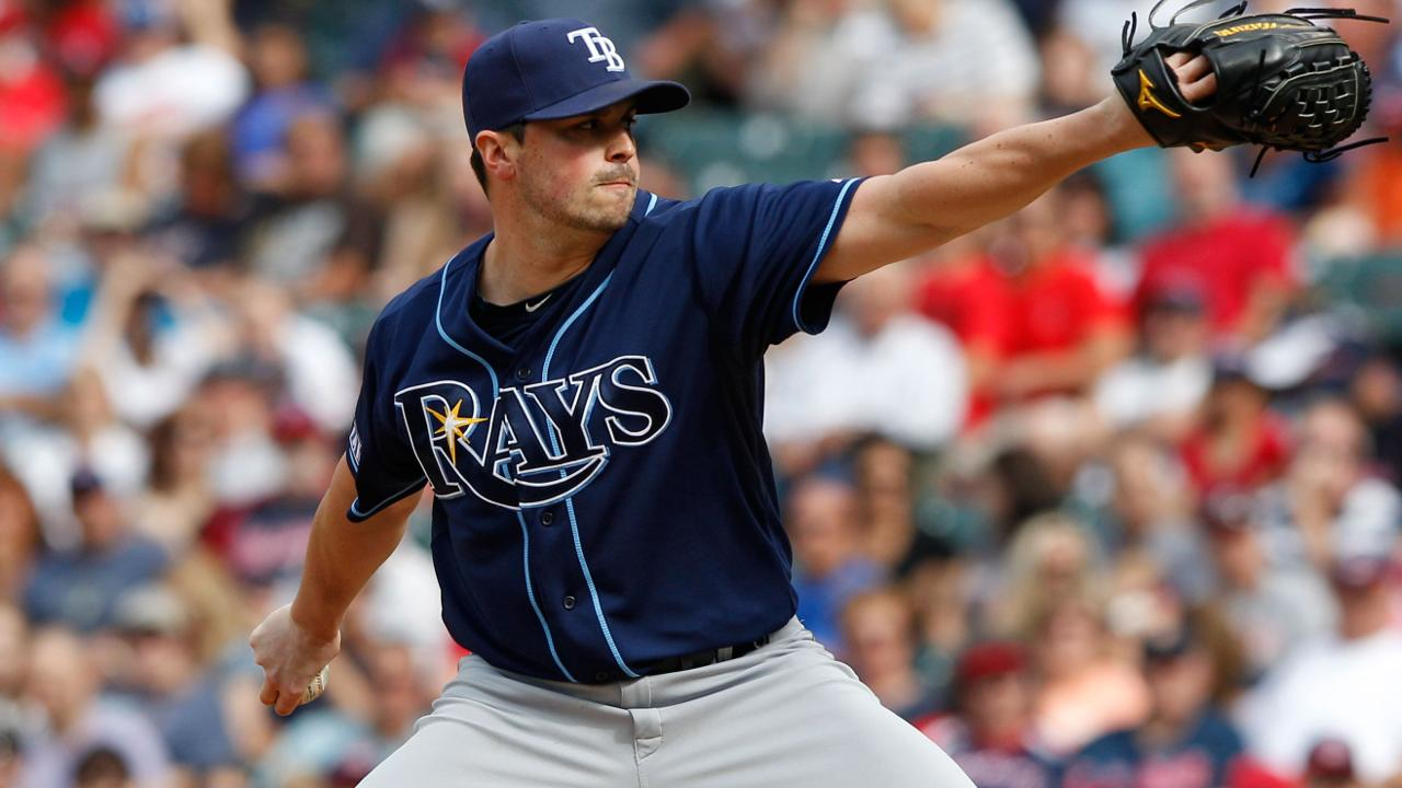 Rays may rely on Gomes for multi-inning stints