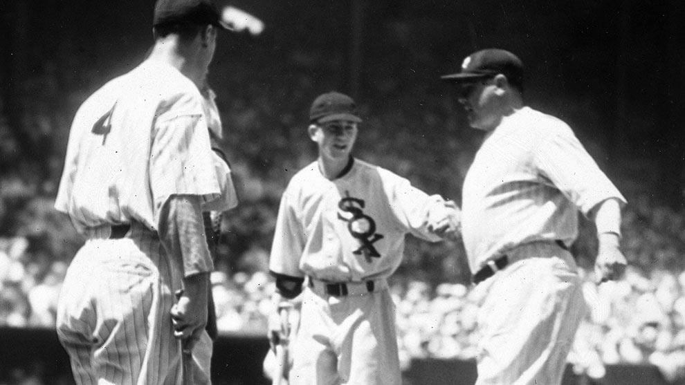 History: 1933 All-Star Game