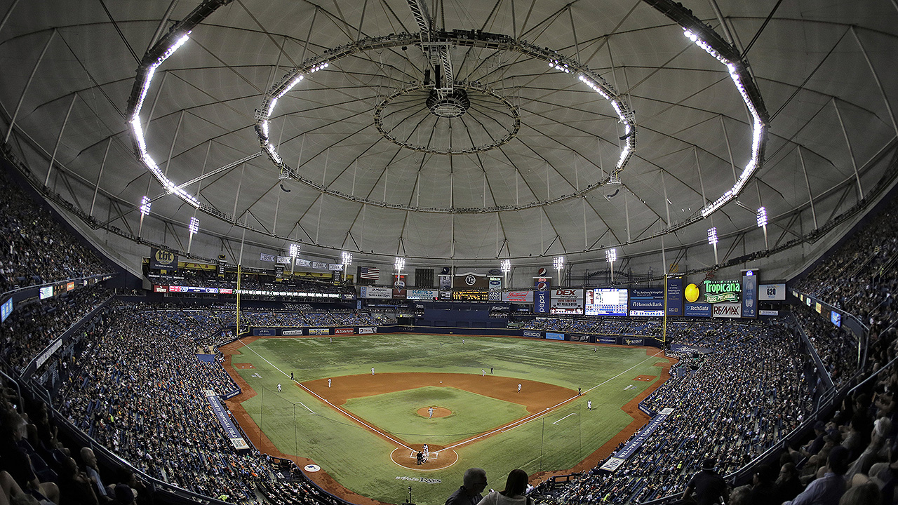 Rays return to the Trop, host Red Sox