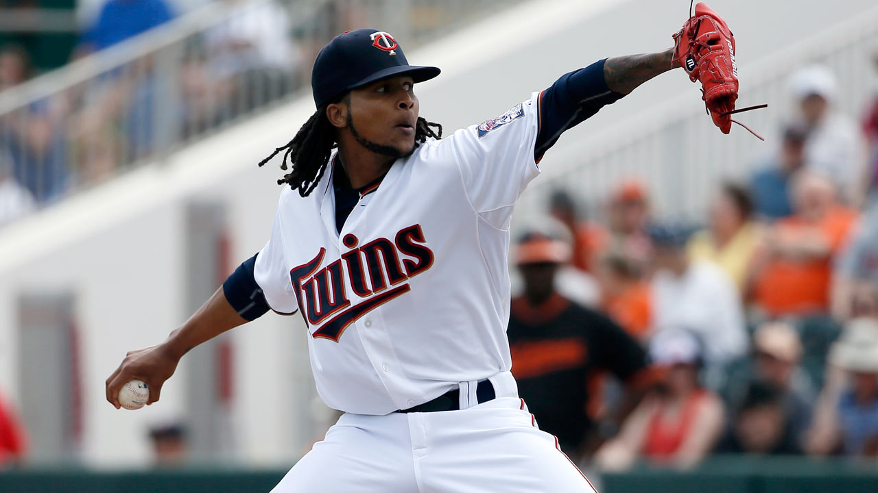 Twins reinstate Santana from restricted list