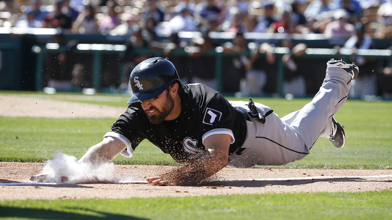 Camp notes: White Sox off and running