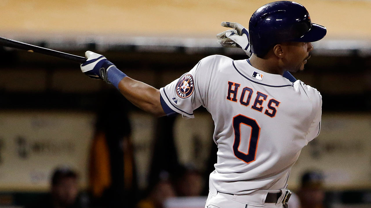 O's bring Hoes back in deal with Astros