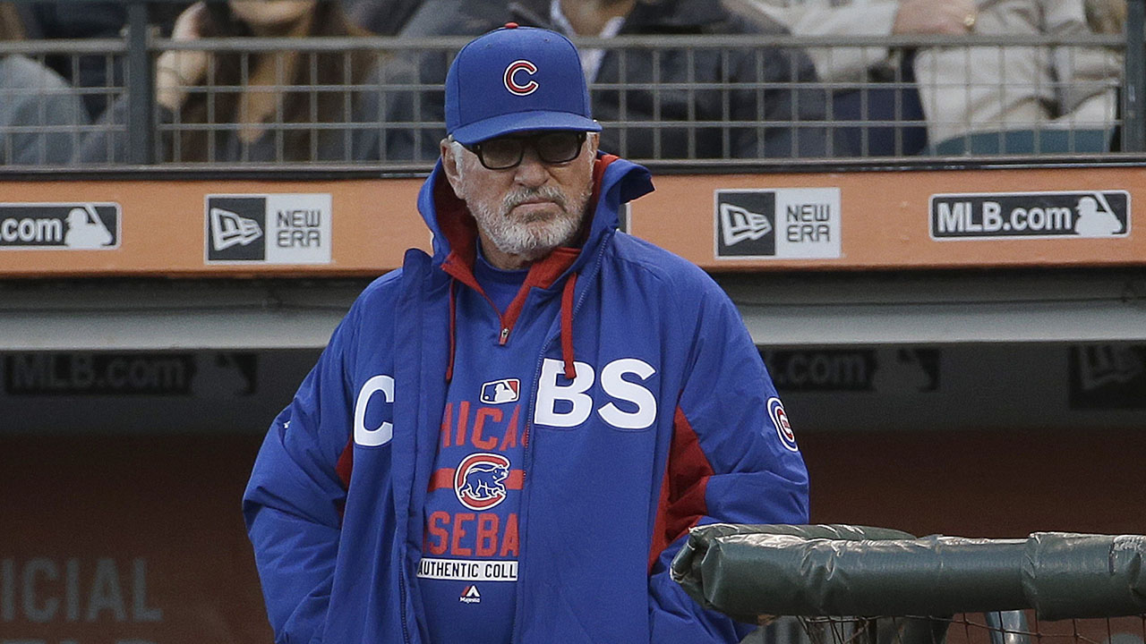 Maddon excited for significance of final day