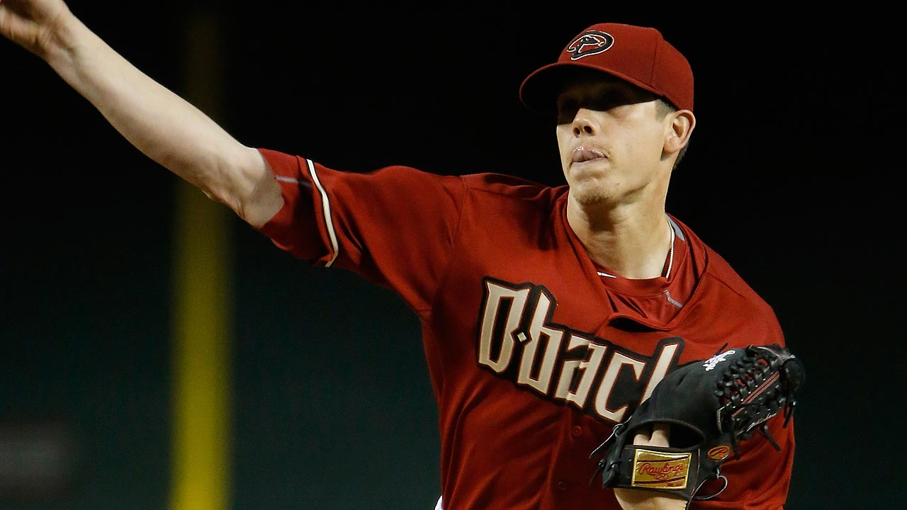 D-Backs no pueden definir pitcheo de Gigantes