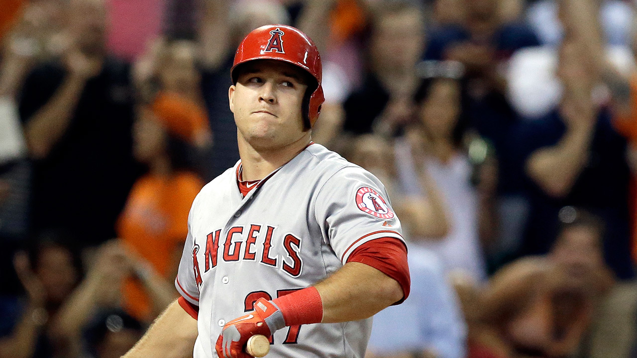 Angels after sweep: Still a lot of season left