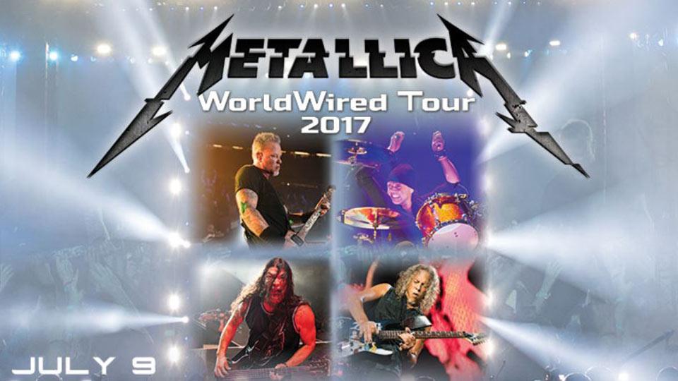 Metallica at SunTrust Park | MLB com
