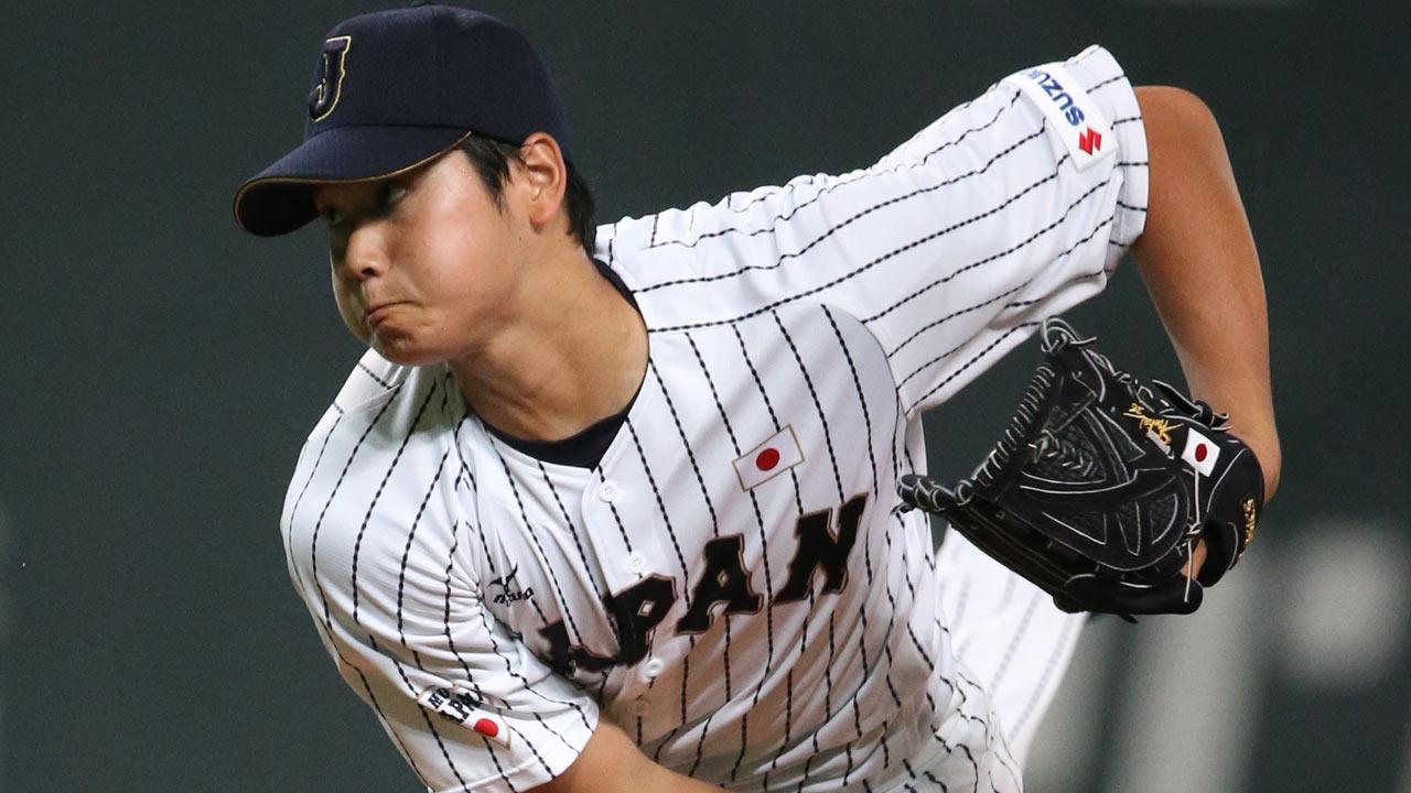 Samurai Japan pitcher Shohei Ohtani biding his time while ...