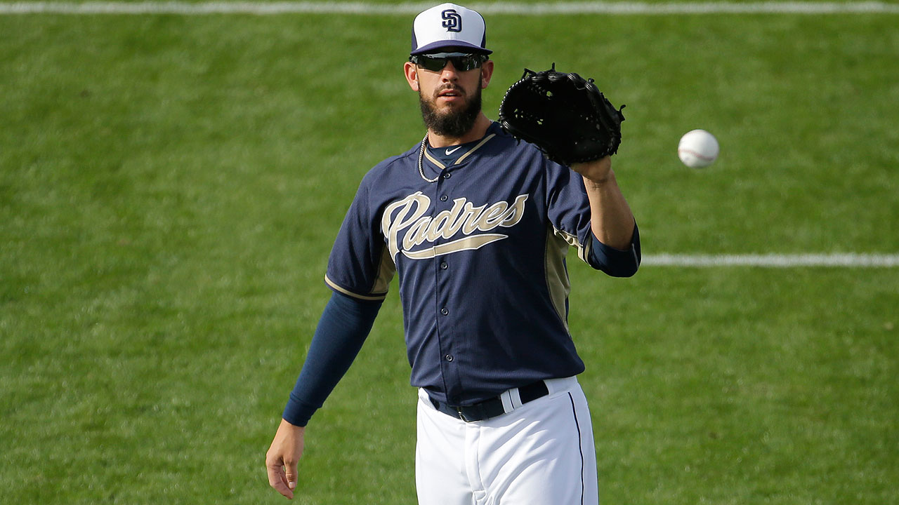 Shields to debut for Padres against Giants