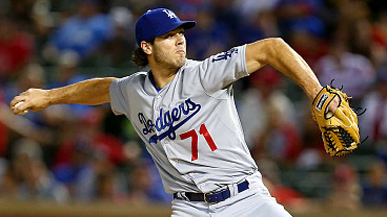 Dodgers reliever Ravin suspended 80 games
