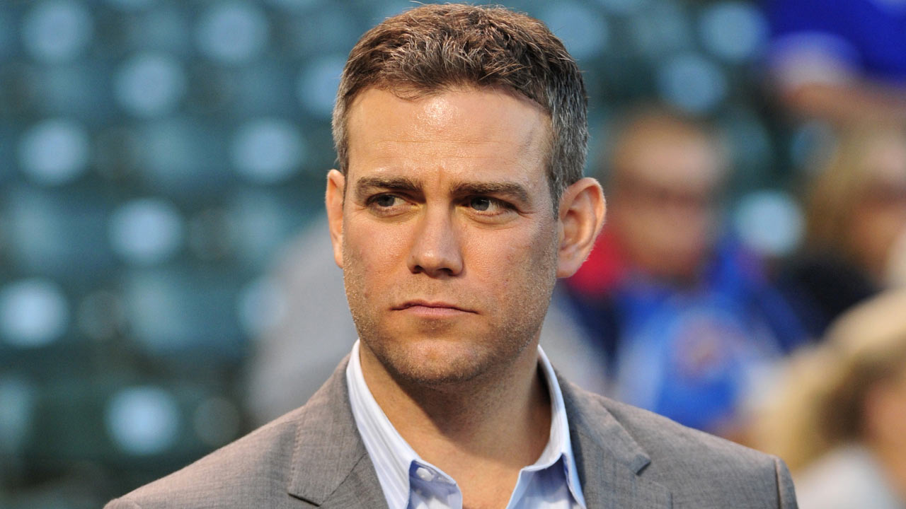 Epstein: This clown and his Yale degree are totally overmatched in MLB. On the bright side, it's good to know that baseball isn't anti-Semitic, right?