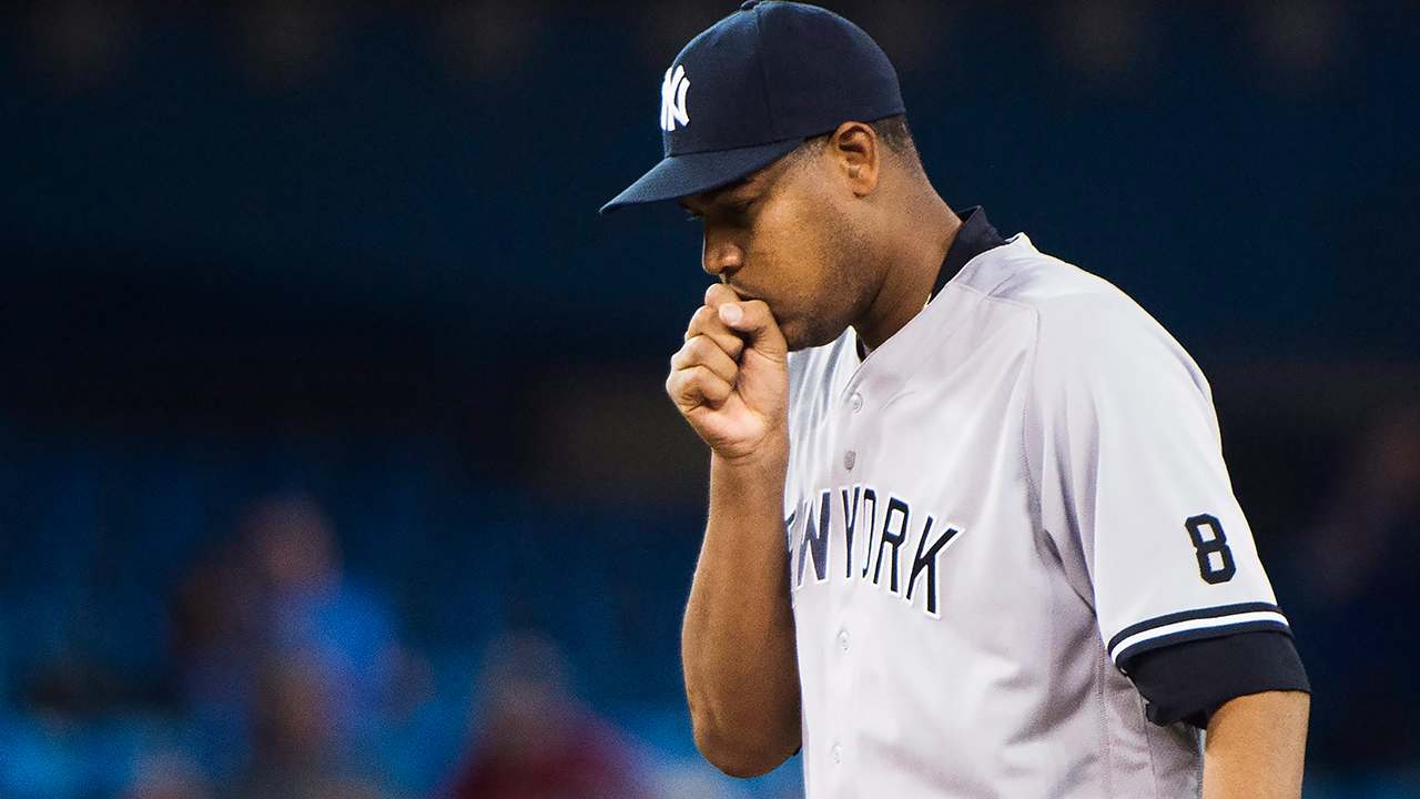 Nova not worried about tough outing vs. Jays