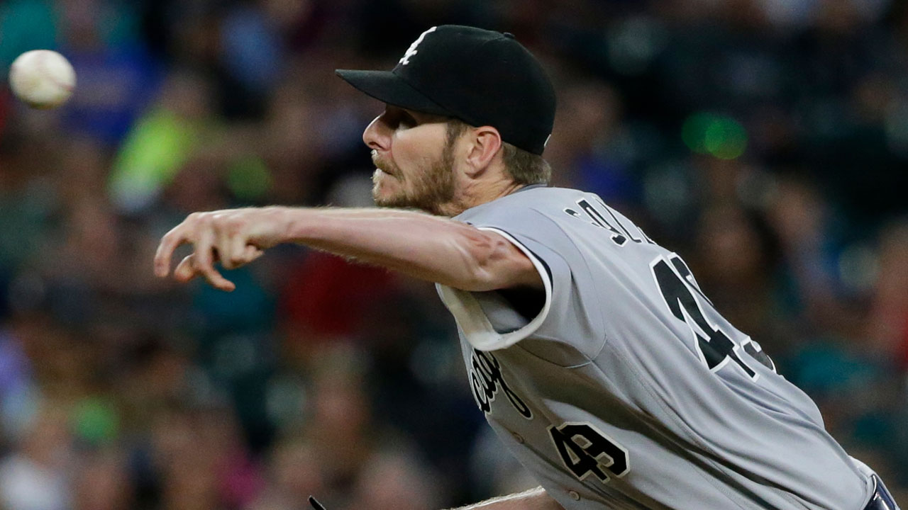 Chris Sale es descartado por Chicago para partido contra Tigres
