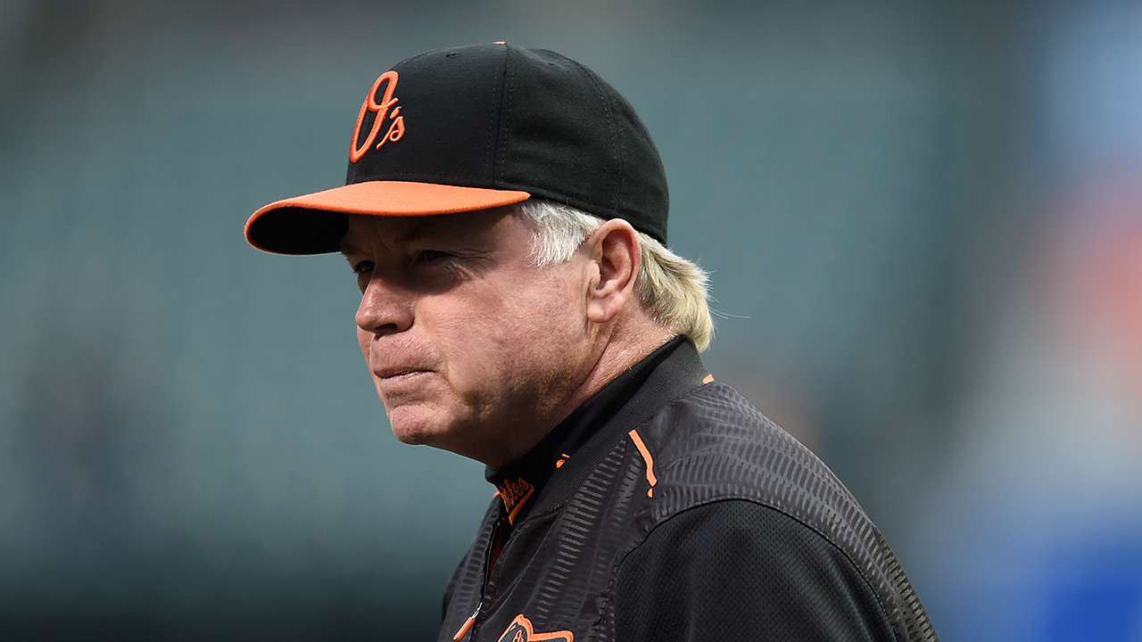 buck showalter has impressive work ethic mlb com attention to detail is what makes showalter tick