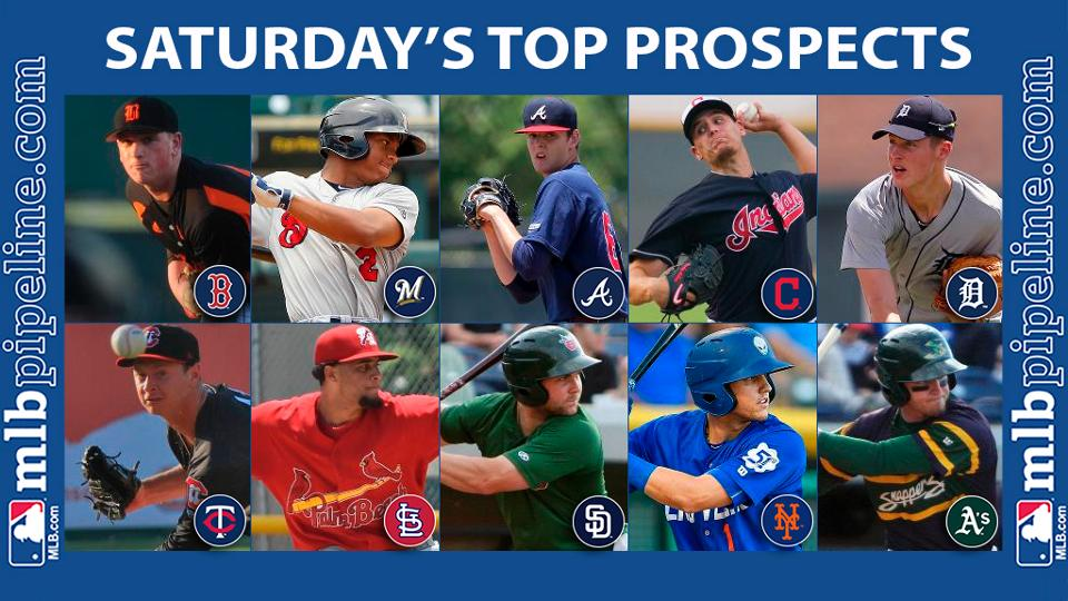 Groome, Gonsalves among top prospect performers Saturday