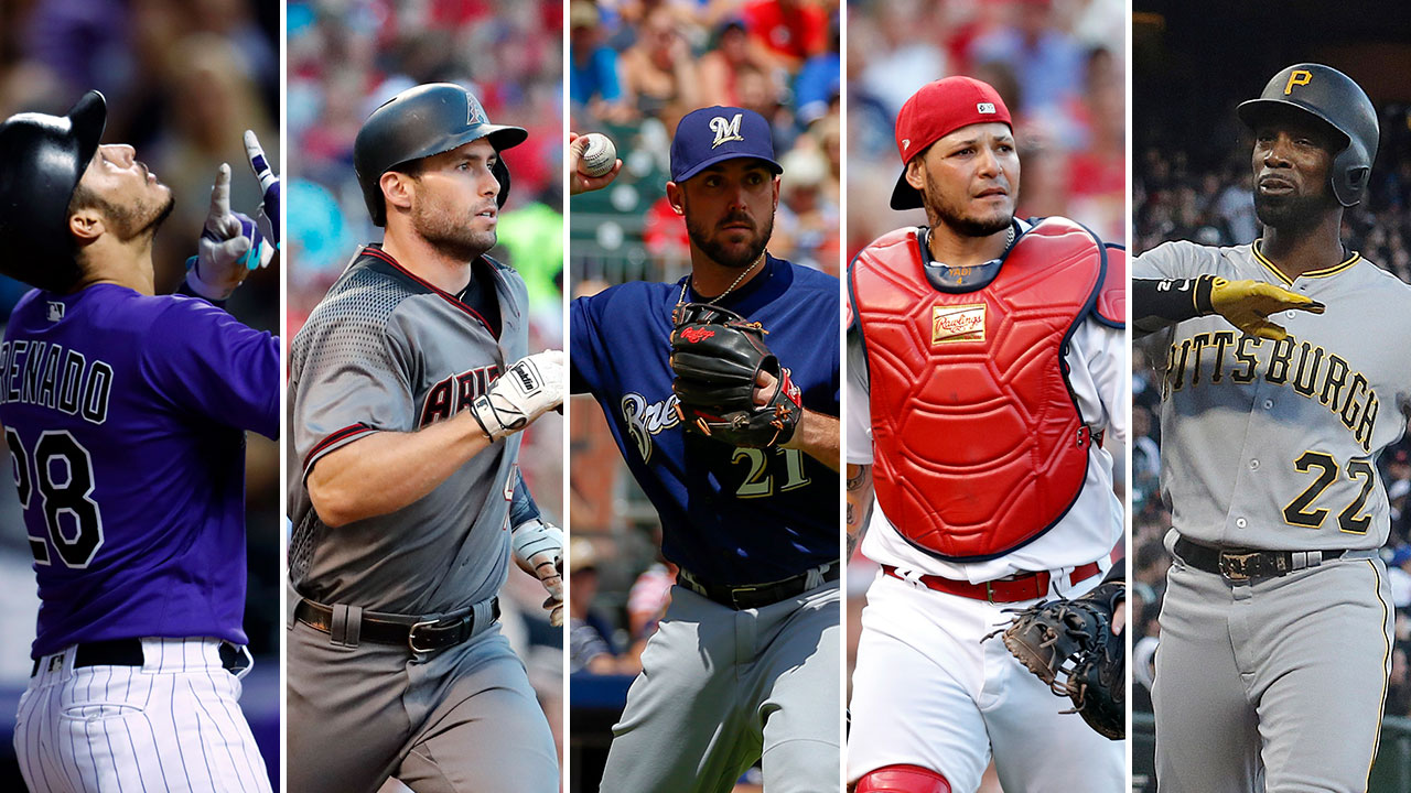 Breaking down the NL Wild Card race