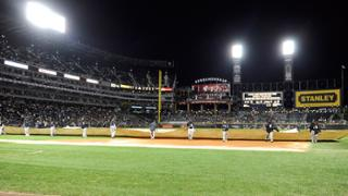 Tigers-White Sox opener delayed in seventh