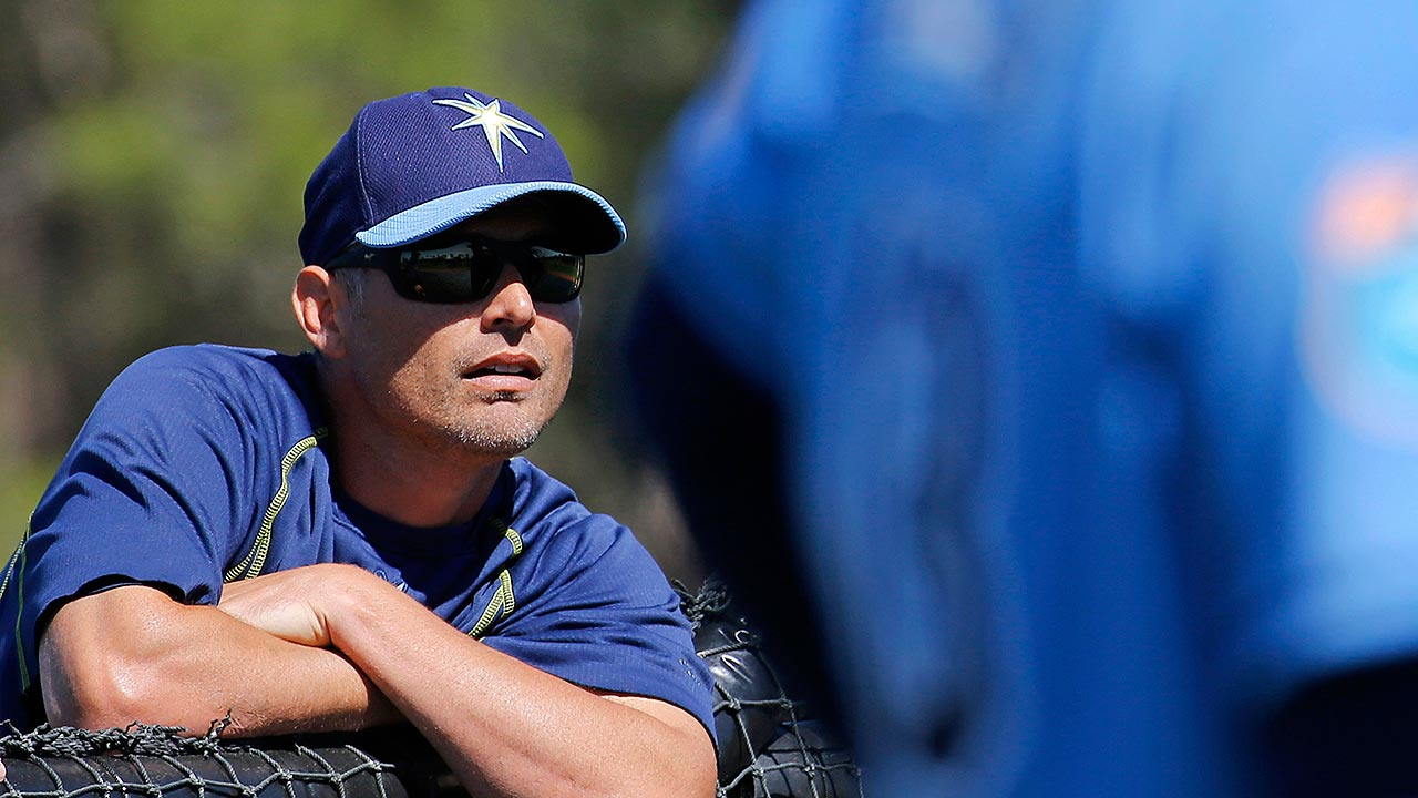 Rays keeping keen eye on defense this spring