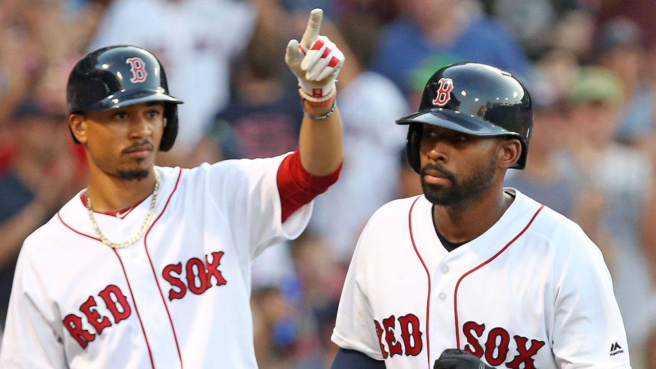 Young Red Sox prep for postseason stage