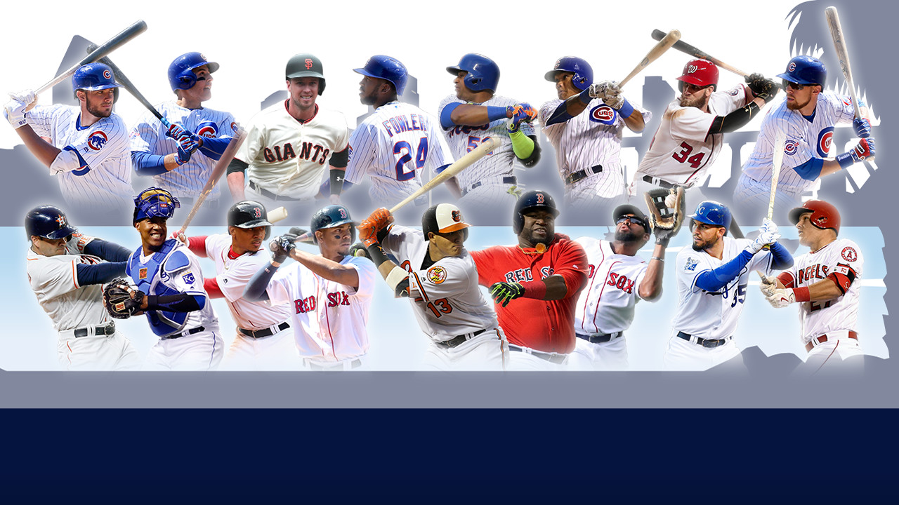 2016 MLB All-Star Game rosters announced