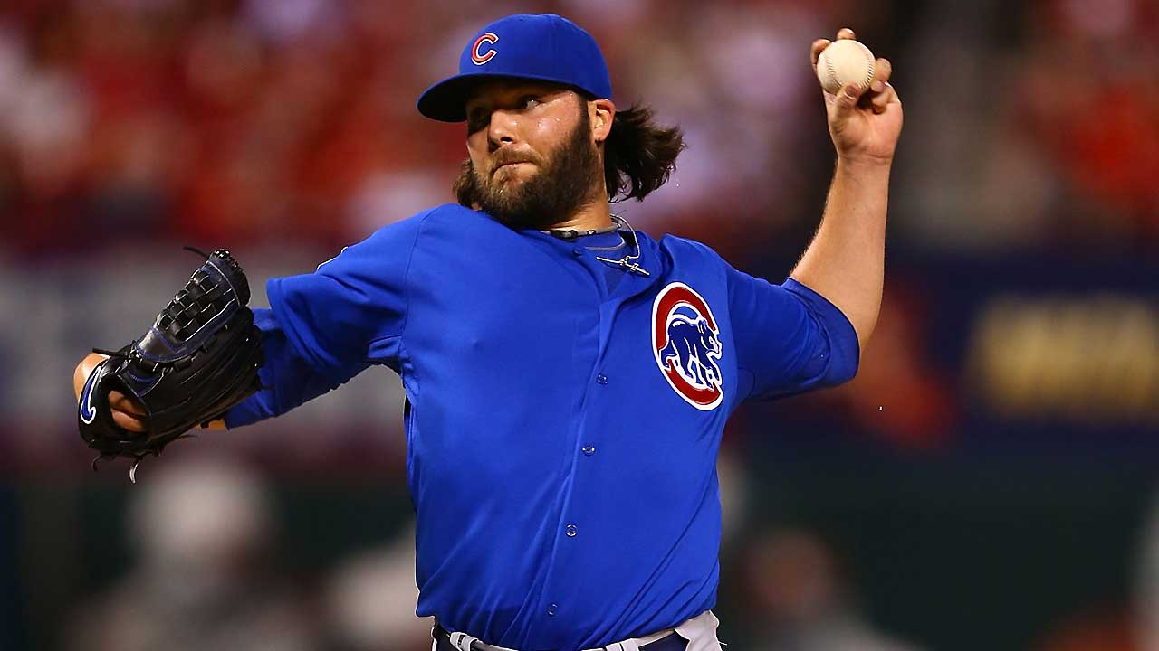 Reliever Russell happy to make return to Cubs