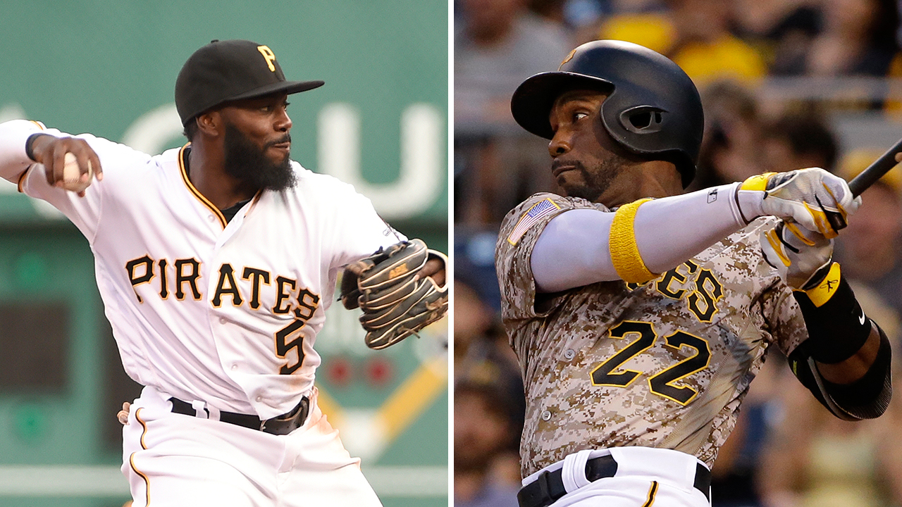 Harrison, McCutchen closely tied to Griffey