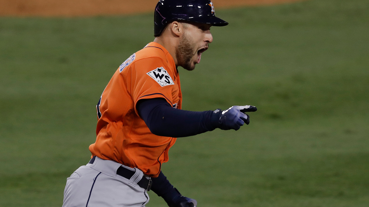 an interview with mvp george springer mlb com