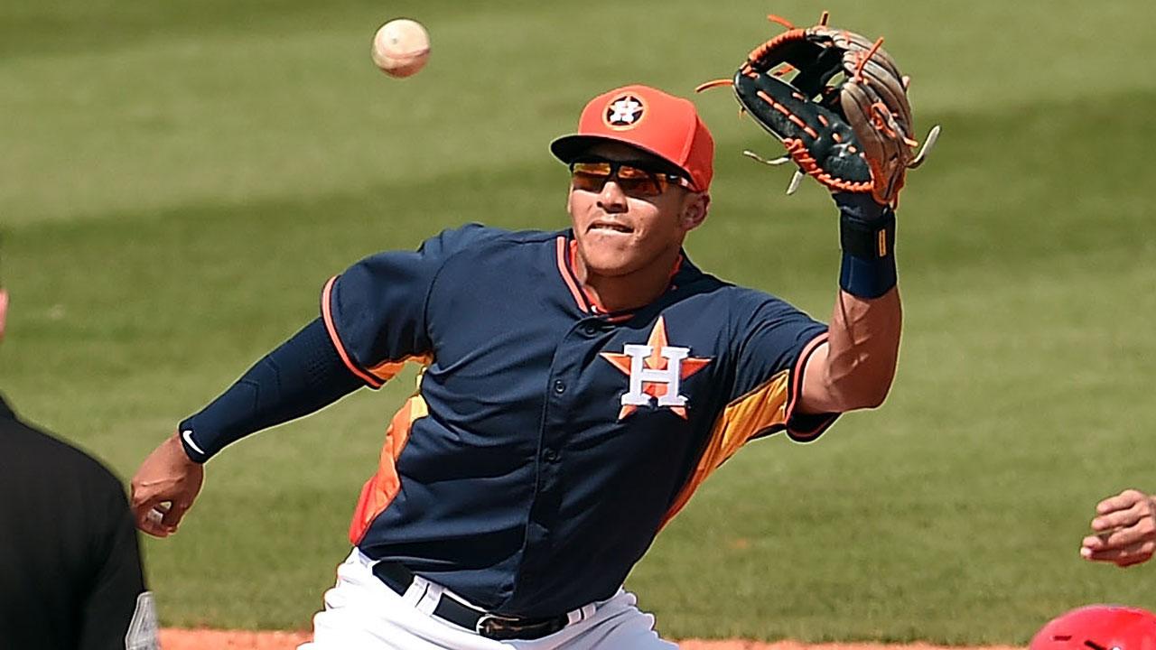 Prospect Carlos Correa's arrival is Major step for Astros ...