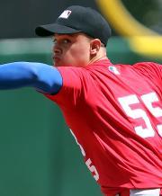 Osiel Rodríguez, Prospecto Internacional nro. 9 de MLB Pipeline